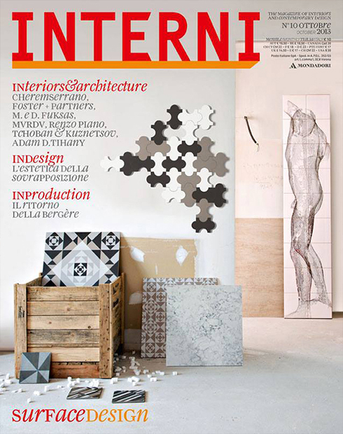 INTERNI (Mondadori): concept&styling: Elisa Musso _ photo: Simone Barberis