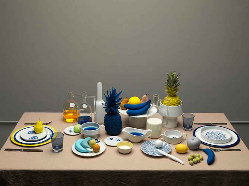 GRAZIACASA (Mondadori): concept&styling: Elisa Musso _ photo: Efrem Raimondi