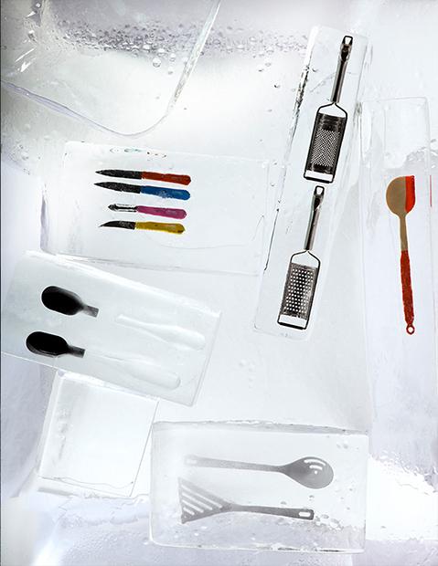 GRAZIACASA (Mondadori): concept&styling: Elisa Musso _ photo: Francesco Mattuzzi