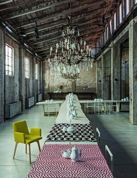 INTERNI (Mondadori): concept&styling: Elisa Musso _ photo: Emanuele Zamponi